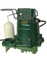 cast-iron zoeller sump pump systems available in Dyersburg, Tennessee, Mississippi and Arkansas
