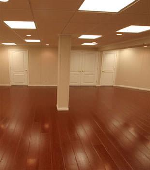 MillCreek Basement Flooring