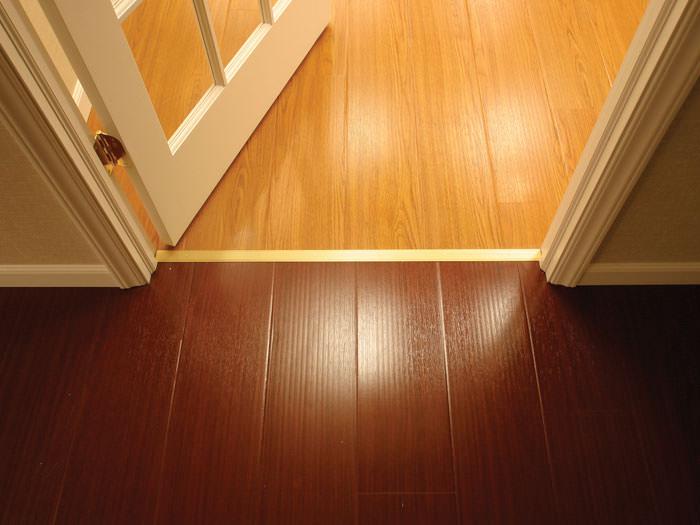 ... Wood Basement Flooring Design In A Jonesboro Basement Renovation