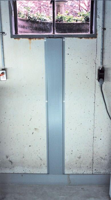 Repaired Waterproofed Basement Window Leak In North Little Rock